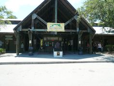 Brevard Zoo is a must visit children and adults.