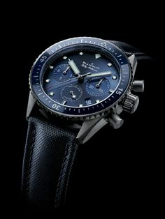 Fifty Fathoms Ocean Commitment Bathyscaphe Chronographe Flyback Referenza: 5200-0240-052A http://www.orologi.com/cataloghi-orologi/blancpain-fifty-fathoms-ocean-commitment-bathyscaphe-chronographe-flyback-5200-0240-052a