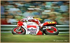Freddie Spencer, Yamaha YZR 500 (1989)