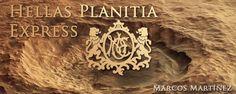 El expreso de Hellas Planitia