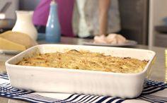 Prato mais light e saudável para o dia a dia é preparado com cream cheese