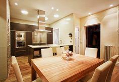 la importancia que debe tener una buena planificación de la iluminación en nuestras viviendas y la capacidad que tiene la iluminación de transformar