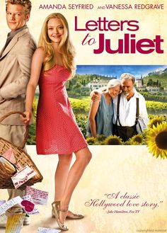 Letters to Juliet~A story of how people from different backgrounds and prejudices interact with others they normally wouldn't.