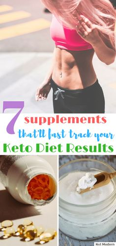 supplements you should take on a keto diet