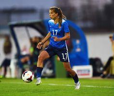 Tobin Heath vs. Iceland, March 9, 2015. (U.S. Soccer)