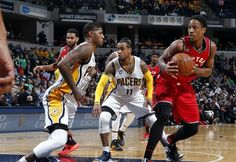 After Game 1 who is the current  2016 NBA Play Off points leader? From #1 #NBA Quiz App
