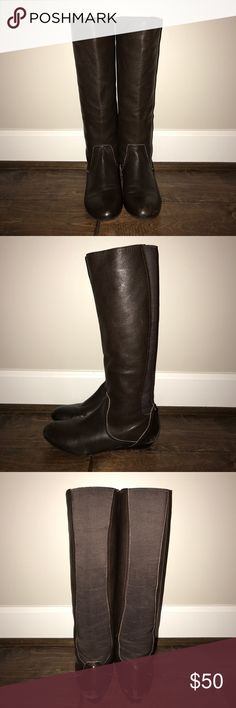 Antonio Melani Boots Dark Brown Antonio Melani Boots • A few scuffs from normal wear ANTONIO MELANI Shoes