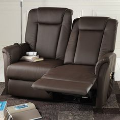 divano pelle reclinabile - Google Search