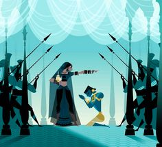 The Art Of Animation, Sanjay Patel - Ramayana: Divine Loophole