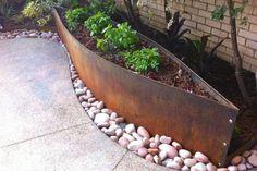 FormBoss Metal Garden Edging - Corten, ZAM & Galvanised Jandakot Cockburn Area image 10