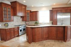 Sienna Rope kitchen - kitchen cabinets by Kitchen Cabinet Kings  - Buy Kitchen Cabinets Online and Save Big with Wholesale Pricing!