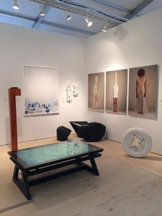 Model Minority, Yellow Peril, Miami Beach, Shots, Couch, Gallery, Book, Artwork, Furniture