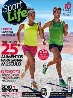 Sport Life España - Agosto 2015 - PDF True
