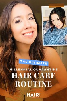 Certified millennial Brittany Leitner dives into how she took advantage of quarantine to take her hair care routine to the next level. Hair Care Routine, Hair Oil, Loreal, Brittany, Her Hair, Conditioner, Crafts, Manualidades, Handmade Crafts