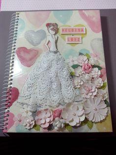 Agenda da noiva, com Prima doll