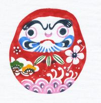 紅型絵柄3(干支など)|コジーサの画帖 Neko Cat, Maneki Neko, Hina Dolls, Anarkali Lehenga, New Year Art, Japanese New Year, Shibuya Tokyo, Japanese Illustration