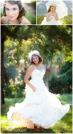 Vintage Wedding Photography - Gorgeous Bridal Photos - Charleston, SC, www.valerieandco.com Charleston Photographers, Vintage Wedding Photography, Isnt She Lovely, Wedding Engagement, One Shoulder Wedding Dress, Wedding Inspiration, Flower Girl Dresses, Bridal, Inspired