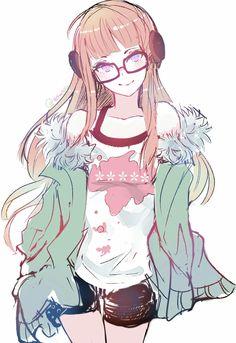Persona 5 || Futaba