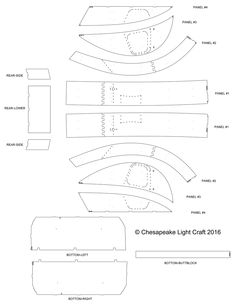 Build-your-own Teardrop Camper Kit and Plans Jon Boat Trailer, Trailer Plans, Teardrop Camper Plans, Teardrop Trailer, Chesapeake Light Craft, Craft 2016, Flat Bottom Boats, Plan Sketch, Wood Boat Plans