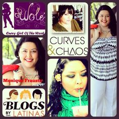 24c9d3be7f1da7 Check out The Wole  Designs Curvy Girl of The Week  Monique Frausto from  CurvesAndChaos.com and BlogsByLatinas.com -She is a rockstar!