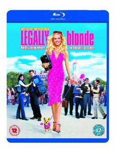 LEGALLY BLONDE [blu-ray] Shes a California sorority girl wholl do anything to keep her man. Even if it means going all the way...to law school! Reese Witherspoon (Walk The Line) stars with Luke Wilson (Charlies Angels) Selma  http://www.MightGet.com/january-2017-12/legally-blonde-[blu-ray].asp