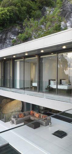 by Original Vision - Villa Amanzi in Phuket, Thailand.