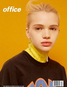stella lucia by nicole maria winkler for office #03 fall / winter 2015 | visual optimism; fashion editorials, shows, campaigns & more!