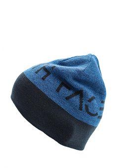 Шапка North Face REVERS TNF BANNER Шапка North Face. Цвет: синий.  Сезон: Осень-зима 2016/2017. Одежда, обувь и аксессуары/Мужская одежда/Головные уборы