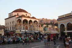 A Budget Traveler's Guide To Athens