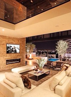 Beautiful design for a living room.