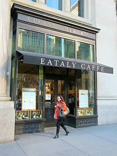 Eataly, 200 Fifth Avenue, New York City. December 12, 2013.