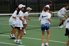 tennis drills for kids. thinking about starting my son with the basics this summer.