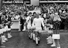 9th August 1969. Crystal Palace introduced a touch glamour prior to their open…