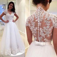 Vestido lindo por Isabela Narchi. Inspiração do IG que eu adoro @blogsimeuaceito