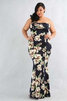 b62e6c6600c Camellia Maxi Dress  plussizedressesshort