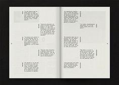 Editorial Design Inspiration: David Lynch
