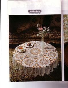 Ondori La elegancia del Lago Crochet