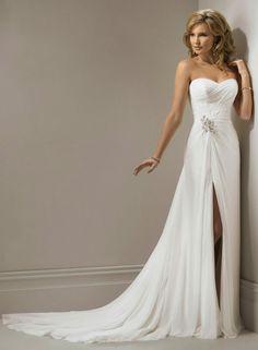 plážové svatební šaty - Hledat Googlem
