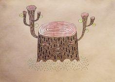 Stump - Tetsuhiro Wakabayashi