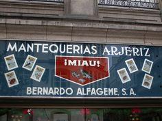 Old grocery shop - Vigo