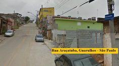 Rua Araçatuba, Guarulhos - São Paulo