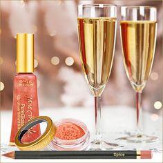 Jane Iredale Champagne Shimmer set