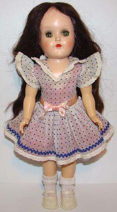 Toni Doll 1954-56