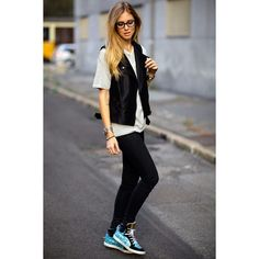 Nerd side of me ❤ liked on Polyvore