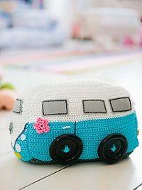 Errata for Crochet Campervan Doorstop, Inside Crochet magazine | Inside Crochet