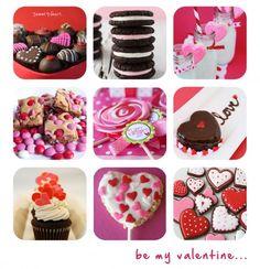 Valentine's Day Baking Ideas