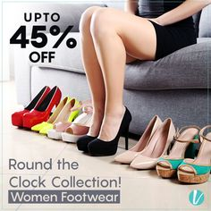 Shoes to feel the festive spirit. Our wide range of footwear now upto 45% off. Shop here : https://goo.gl/cXKNKd #festiveshoes #footwear #sale #shoecollection