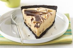 Peanut Butter & Fudge Swirl Pie recipe