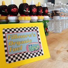 Fillmore's Organic F