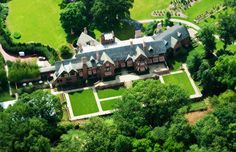 Stan Hywet Hall and Gardens, Akron (Ohio)